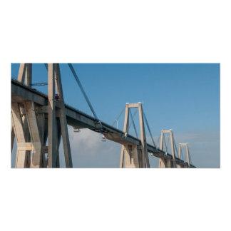 ラファエルUrdaneta大将橋マラカイボベネズエラ ポスター