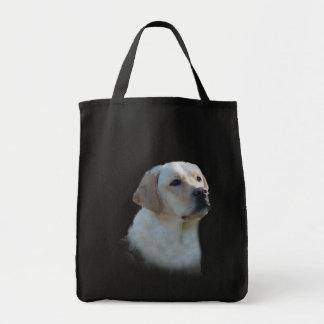 ラブラドル・レトリーバー犬のトートバック トートバッグ