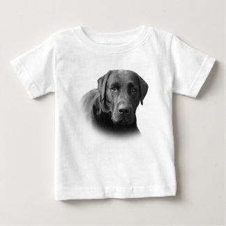 ラブラドル・レトリーバー犬の素晴らしい幼児のユニセックスなTシャツ ベビーTシャツ