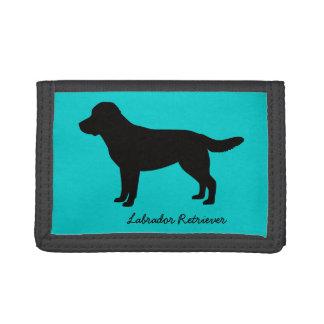 ラブラドル・レトリーバー犬の財布