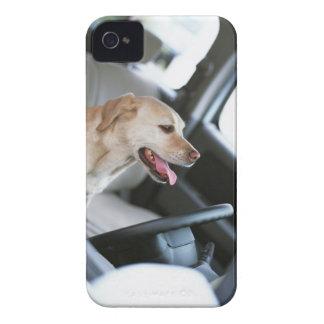ラブラドル・レトリーバー犬 Case-Mate iPhone 4 ケース