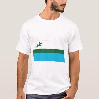 ラブラドールの旗 Tシャツ
