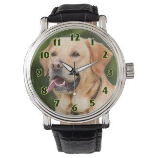 ラブラドールの腕時計 腕時計