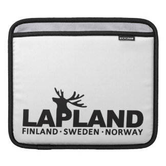 ラプランドのカスタムなiPadの袖 iPadスリーブ
