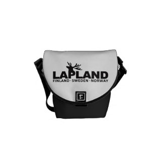 ラプランドのカスタムのメッセンジャーバッグ メッセンジャーバッグ