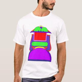 ラベル300dpiのイラストレーターのコピー tシャツ