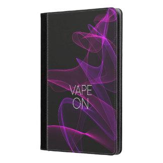 ラベンダーのピンクの煙のVape iPad Airケース
