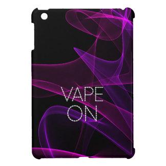 ラベンダーのピンクの煙のVape iPad Mini カバー