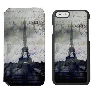 ラベンダーのTexuredパリ Incipio Watson™ iPhone 5 財布型ケース