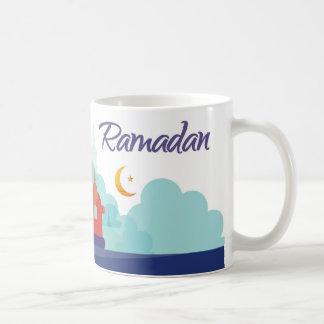 ラマダーンのギフトのマグ、ラマダーンKareem コーヒーマグカップ