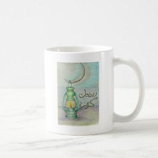 ラマダーンのランタン コーヒーマグカップ