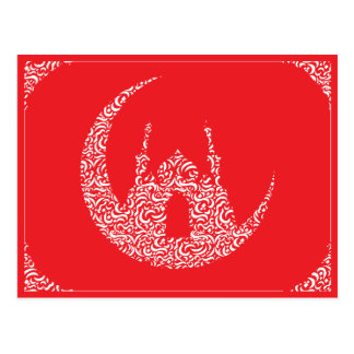 ラマダーン及びEidのAlFitrムバラク挨拶の2 ポストカード