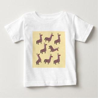 ラマ僧のバニラ ベビーTシャツ