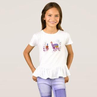 ラマ Tシャツ