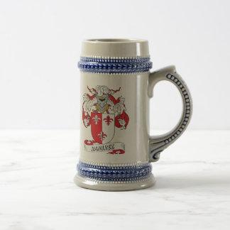 ラミレスの家紋 ビールジョッキ