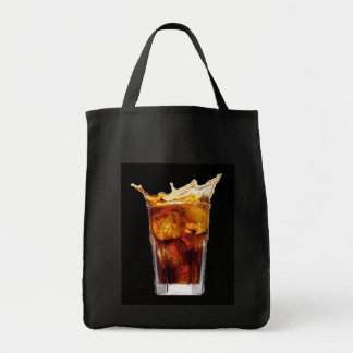 ラム酒及びコーラのバッグ トートバッグ