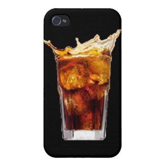 ラム酒及びコーラのSpeckの場合 iPhone 4 Case