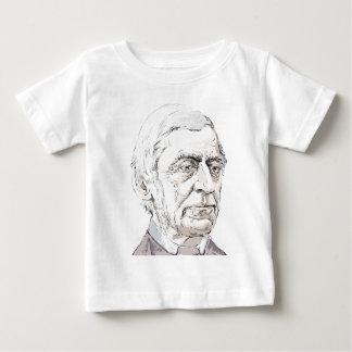 ラルフ・ワルド・エマーソン ベビーTシャツ