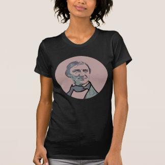 ラルフ・ワルド・エマーソン Tシャツ