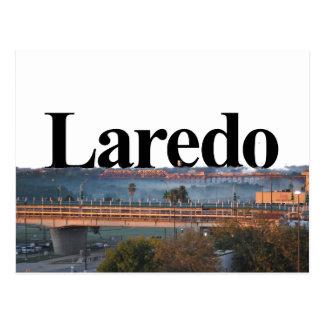 ラレドの空のラレドとのTXのスカイライン ポストカード