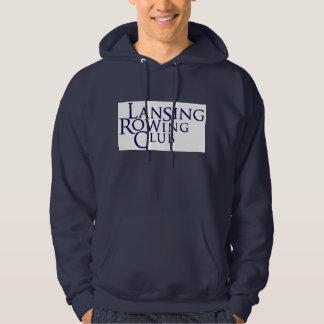 ランシングのロウイングクラブ-フード付きスウェットシャツ パーカ