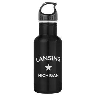 ランシングミシガン州 ウォーターボトル