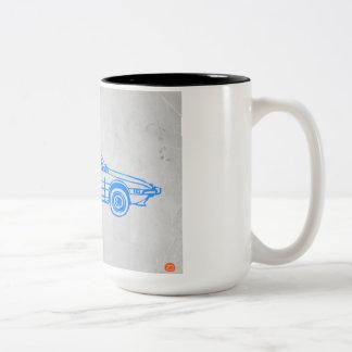 ランチアStratos ツートーンマグカップ