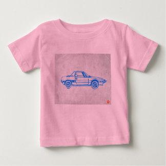 ランチアStratos ベビーTシャツ
