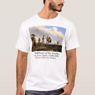 ランデスの住民 Tシャツ