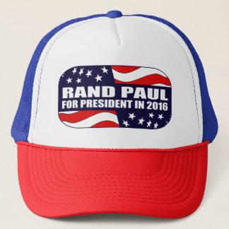 ランドのポールの大統領2016年 キャップ
