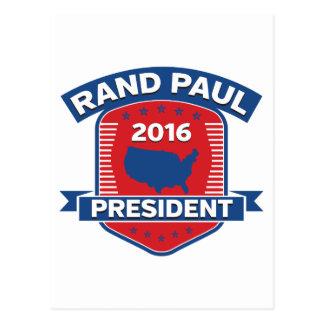 ランドポール2016年 ポストカード