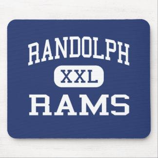 ランドルフは中学校ランドルフカンザスをぶつけます マウスパッド