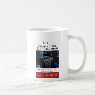 """""""ランナーの最高""""追跡しますコーヒー・マグ コーヒーマグカップ"""