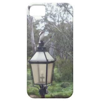 ランプのポストのKookaburra iPhone SE/5/5s ケース