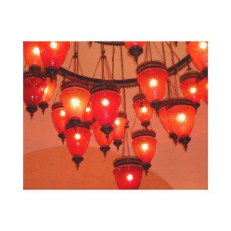 ランプ キャンバスプリント