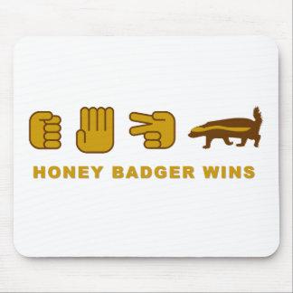 ラーテルの勝利 マウスパッド