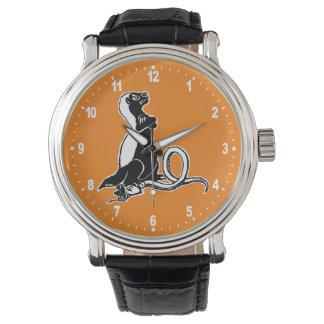 ラーテル 腕時計