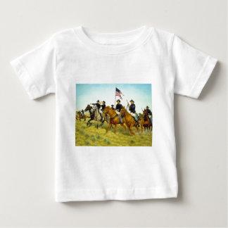 ラーフヘインツ著プレーリードッグの入り江の戦い ベビーTシャツ