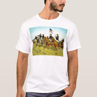 ラーフヘインツ著プレーリードッグの入り江の戦い Tシャツ