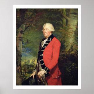 、ラーフMilbankeユニフォームの第6准男爵、の ポスター