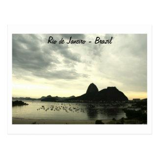 リオデジャネイロからの郵便はがき ポストカード