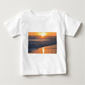 リオデジャネイロのビーチ ベビーTシャツ
