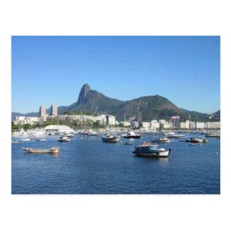 リオデジャネイロのGuanabara湾 ポストカード