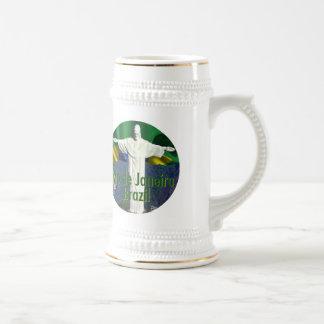 リオデジャネイロブラジルのマグ ビールジョッキ