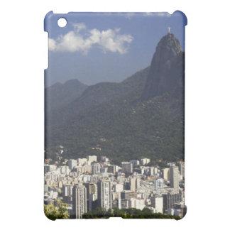 リオデジャネイロ、ブラジルを見落とすCorcovado iPad Miniケース