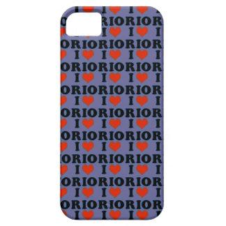 リオデジャネイロ- I愛リオ iPhone SE/5/5s ケース