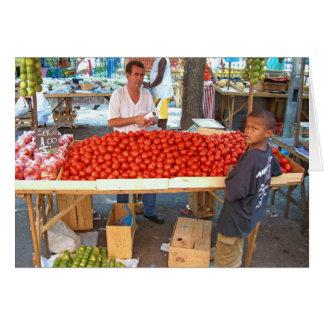 リオ果物屋 カード
