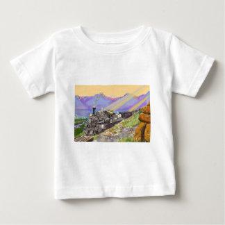 リオ・グランデ川の金ゴールドK-28 476 ベビーTシャツ