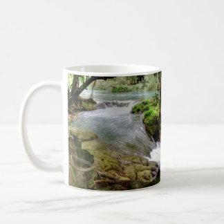 リオMesillos滝、Micosメキシコのマグ コーヒーマグカップ