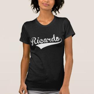 リカルドのレトロ、 Tシャツ